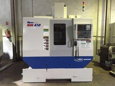 Centro de Mecanizado Daewoo Mynx 410