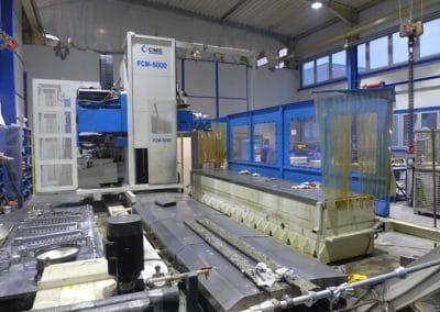 Fresadora Columna Movil Cme Fcm 5000