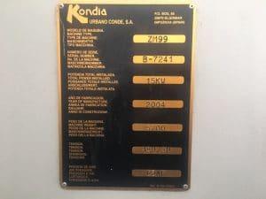KONDIA ZM99 1-crop