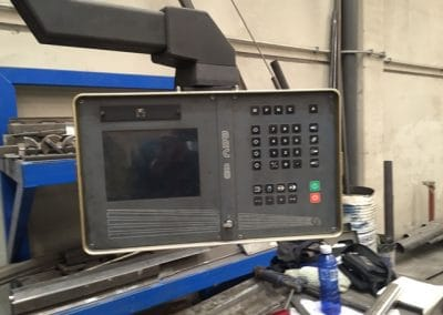 Plegadora Axial 3000x170 Tn