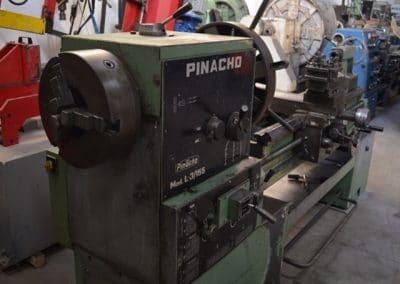 Torno Paralelo Pinacho L3 155