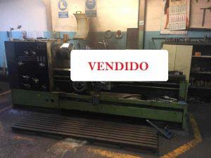 TORNO NERVION 315X1500 VENDIDO