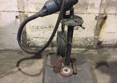 Pulidora PFERD  MAMMUT de 850-8000 rpm
