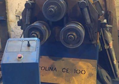 Curvadora de Perfiles Ercolina CE 100