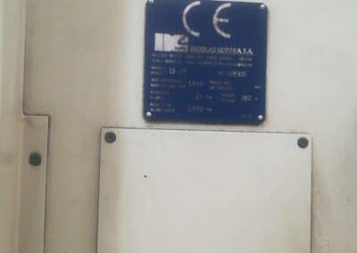 Fresadora Bancada Fija Correa Mod. CF-17