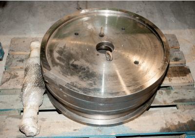 Curvadora de Tubos Diámetro 100mm