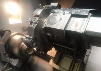 Torno CMZ Modelo TBI 520 A Control FAGOR 8050