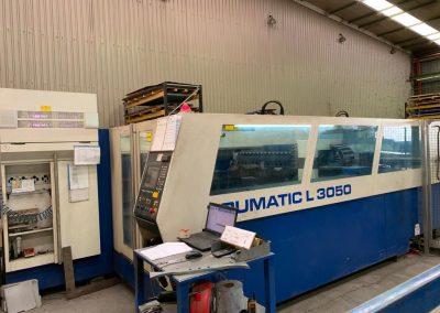 Láser TRUMPF  TRUMATIC  L 3050 + Liftmaster  5000 watios