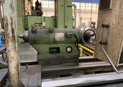 Torno Géminis CNC-1200 x 6000 - 3 GUIAS