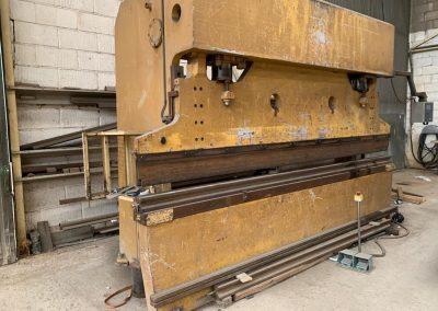 Plegadora Ajial 4 Mts. x 170 TN