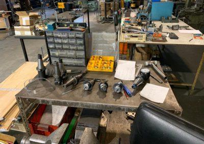 Fresadora Lagun III   CNC-Control FAGOR