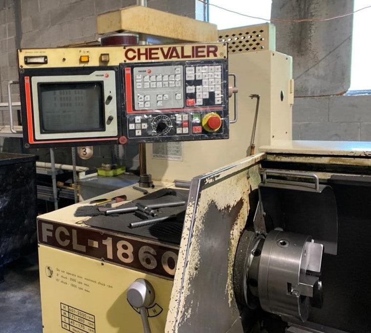 Torno Chevalier FCL-1860F